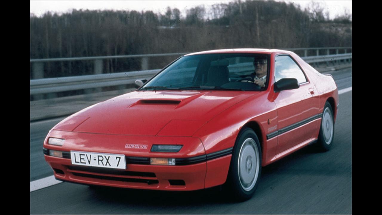 30 Jahre Mazda RX-7 II