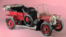 First Mercedes produced in the United States