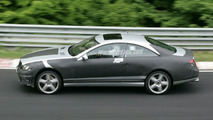 Mercedes CL 63 AMG Spy Photos