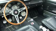 1967 Ford Mustang Eleanor Replica Interior