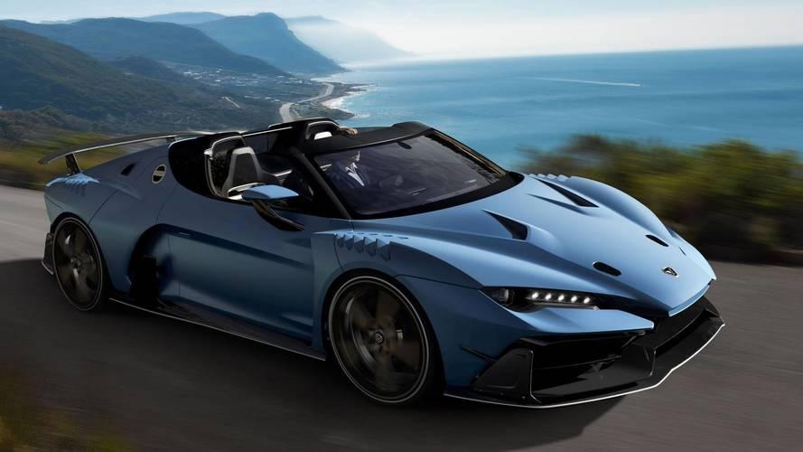 Genève 2018 - Italdesign Zerouno Duerta, le roadster bestial