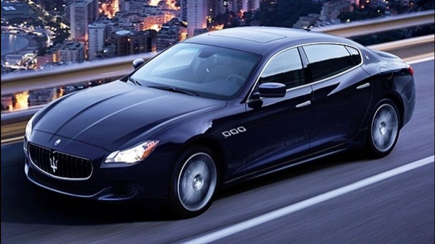 Maserati Ghibli, Quattroporte e Levante, 50.000 richiami negli USA