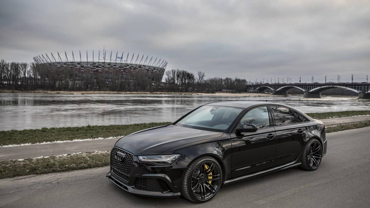 Sedan Vs Coupe >> Unofficial Audi RS6 Sedan | Motor1.com Photos