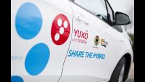 Toyota Yuko, il servizio di car sharing ibrido a Forlì