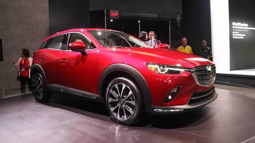 Mazda fait évoluer son CX-3 pour 2018