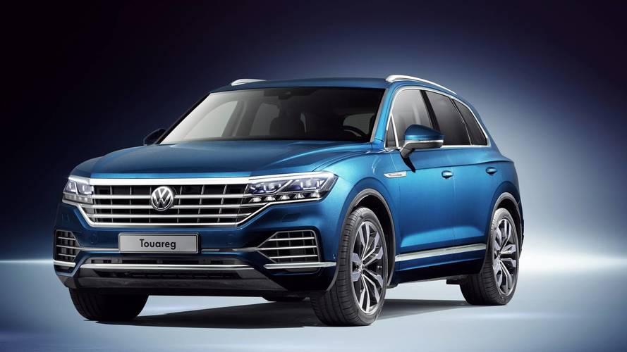 Novo VW Touareg 2019 aposta em luxo e tecnologia com tela de 15 polegadas
