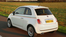 Fiat 500 Goes Faster Than Fresh Cakes