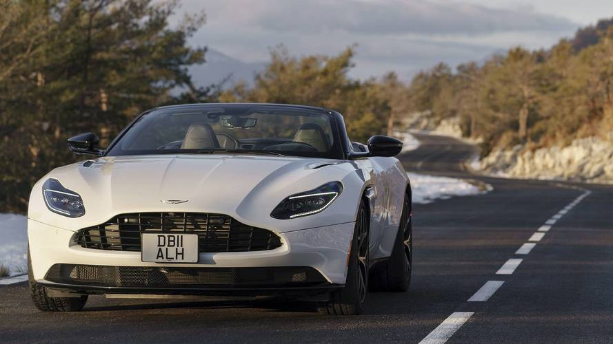 Six-Cylinder Aston Martin? Not So Fast, Says Chief Engineer