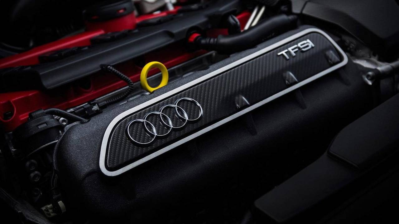 5 cylindres - Moteur 2,5 TFSI d'Audi