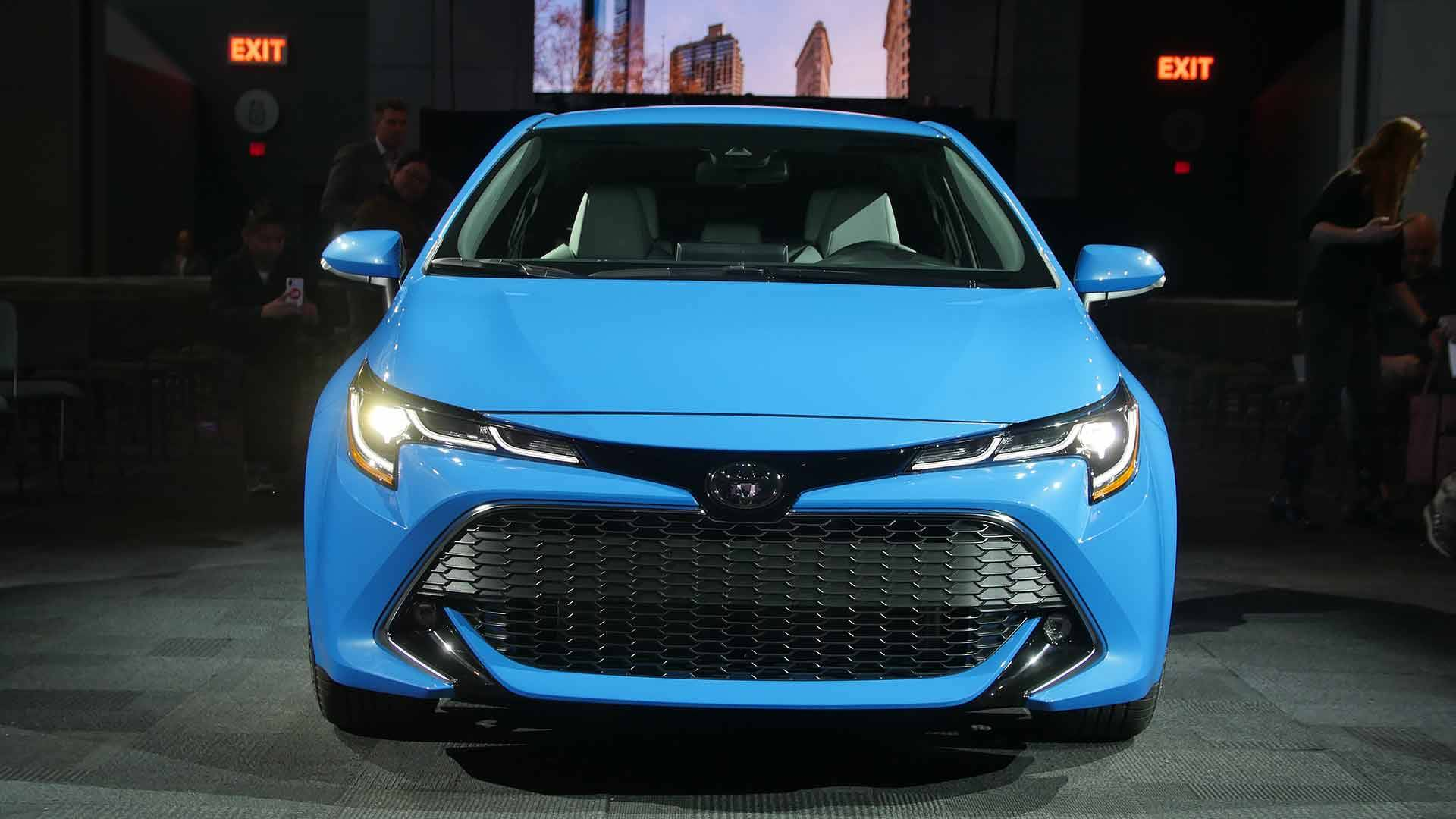 2019/12th Gen Toyota Corolla Leaked - Page 10 - Toyota ...