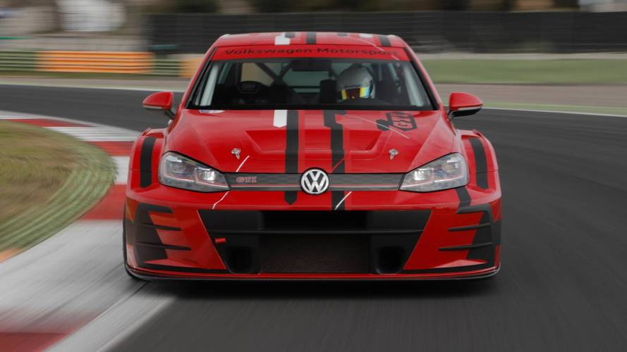 2018 Volkswagen Golf GTI TCR first drive: A very hot hatch