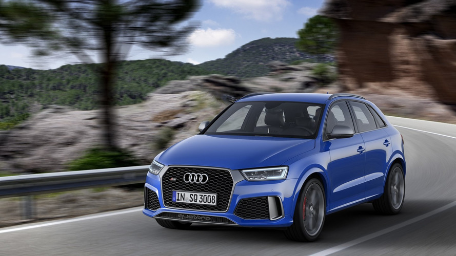 Audi RS Q3 performance announced with 367 hp