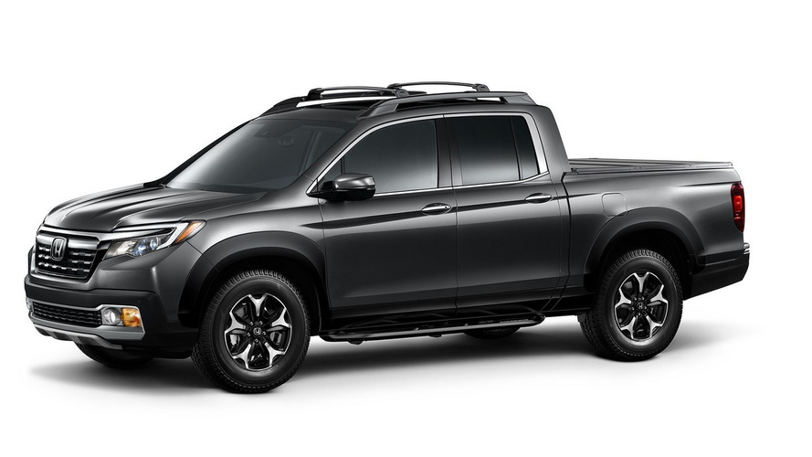 Honda spices up 2017 Ridgeline with Genuine Accessories