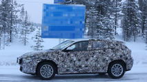 BMW X2 shows its sporty shape in latest spy photos