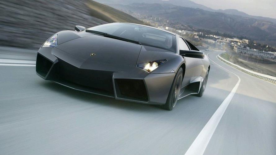 Lamborghini Preparing Reventon Roadster?