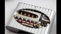 Kristallklar im SLS AMG