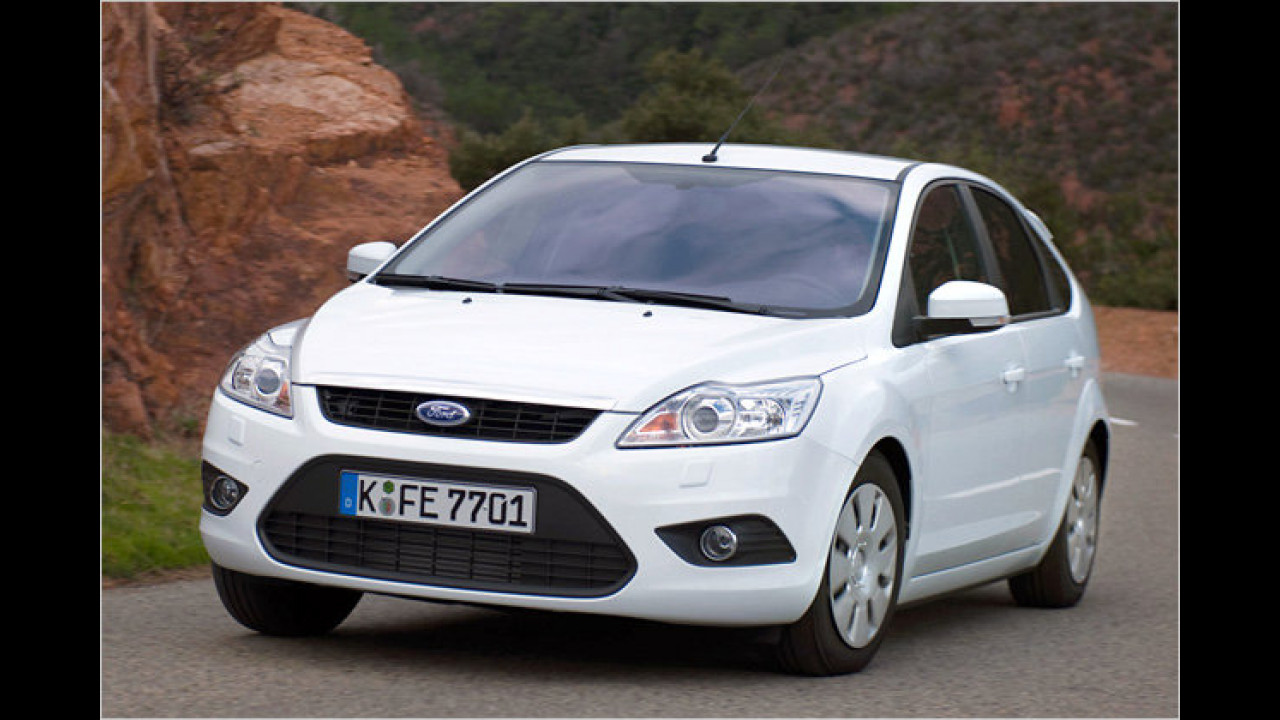 Ford Focus 1.6 TDCi ECOnetic (Start-Stopp-System)