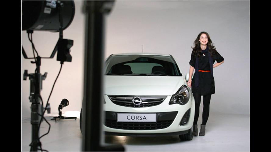 Opel und Lena: Viel Spaß beim TV-Spot-Dreh in Südafrika