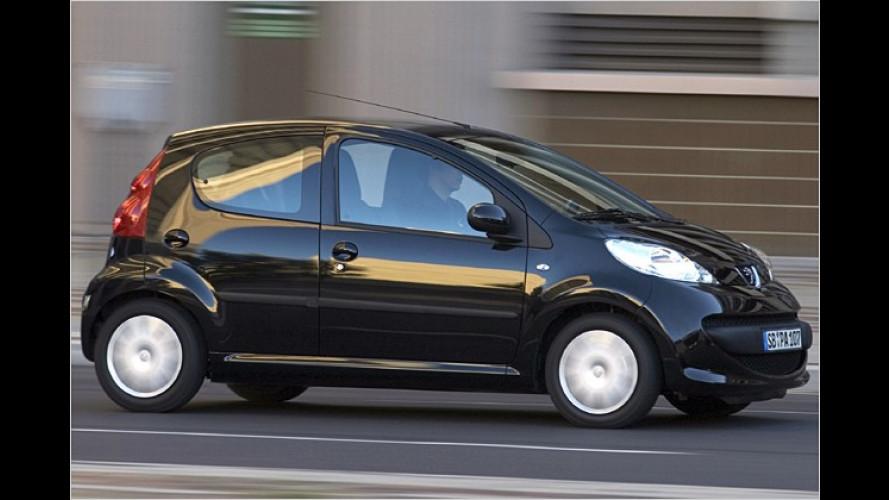 Neuauflage für die Stadt: Der Peugeot 107 Urban Move