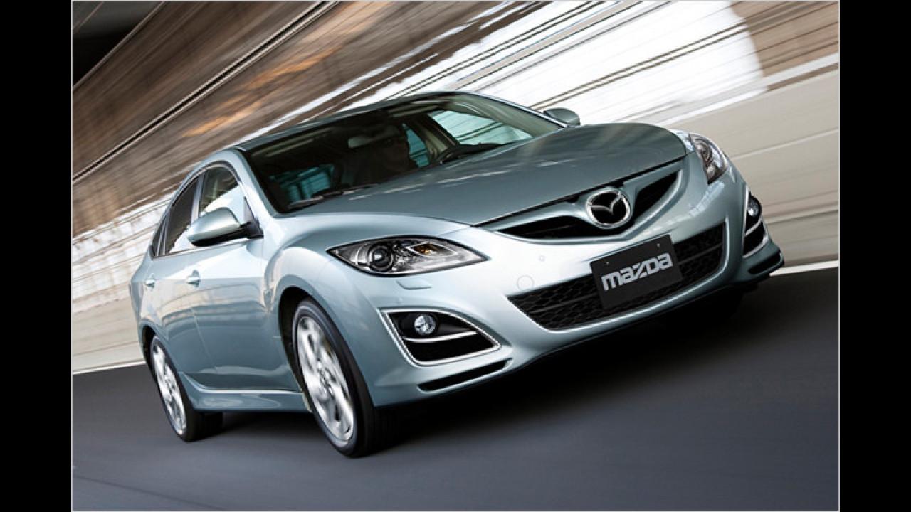 Neuer Mazda 6 in Genf