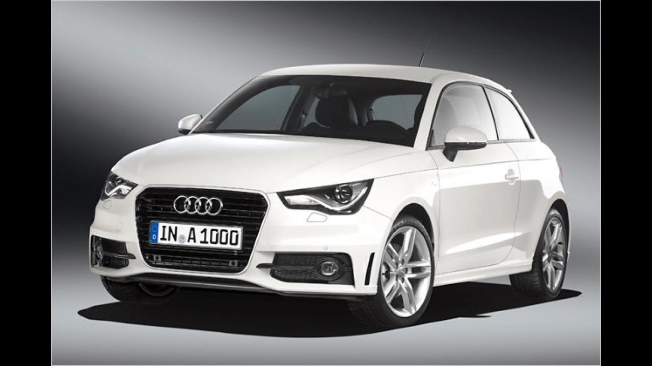 Audi-Kraftzwerg