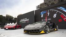 Lamborghini Tokyo'da karbon fiber etkinligine katildi