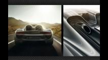 Porsche 918 Spyder Prototype