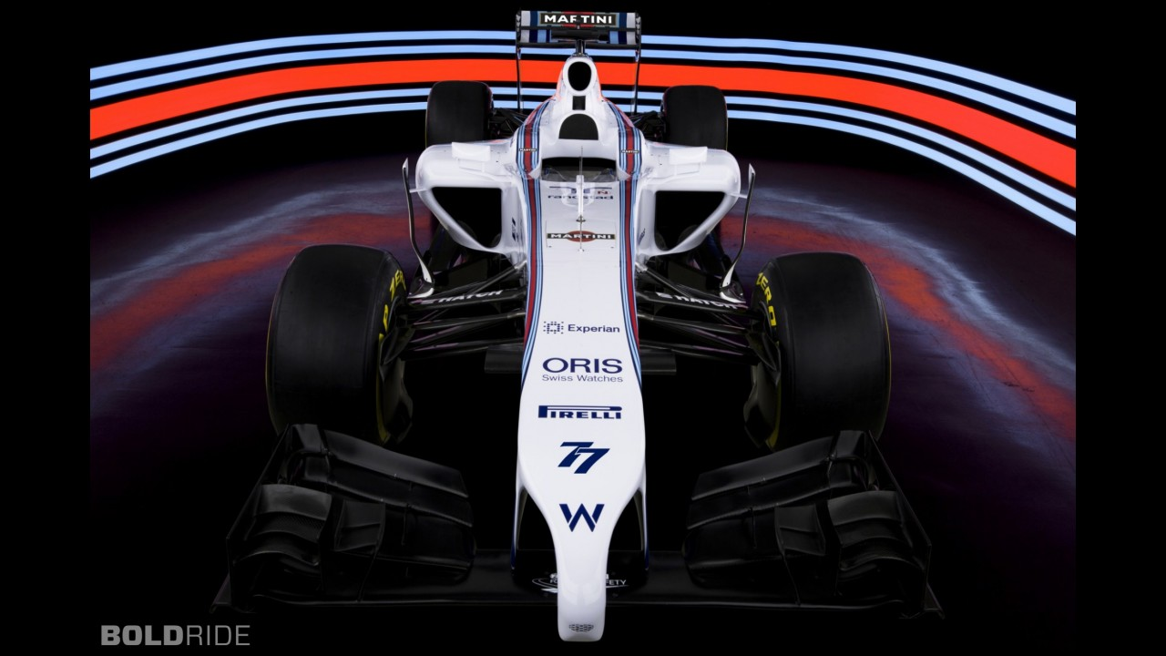 Williams FW36 Martini