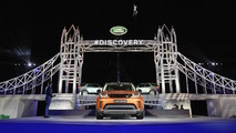Land Rover Discovery Logo