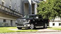 Nissan Texas Titan edition trucks debut with extra chrome at state fair