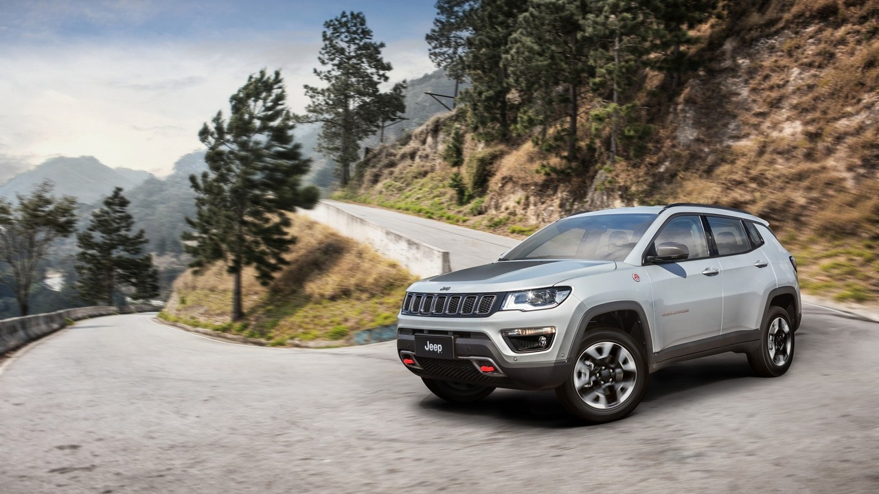 2017 jeep compass everything we know. Black Bedroom Furniture Sets. Home Design Ideas