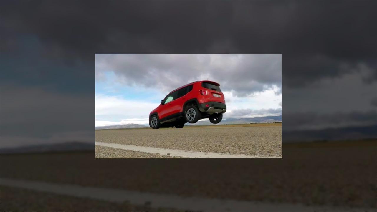 Jeep Renegade problème freinage