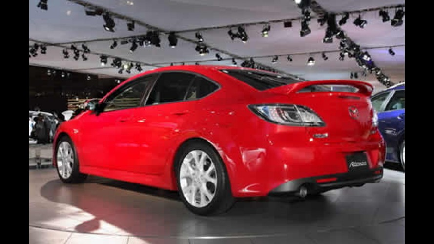 Salão de Tóquio 2007 - Mazda apresenta o hatch esportivo Atenza