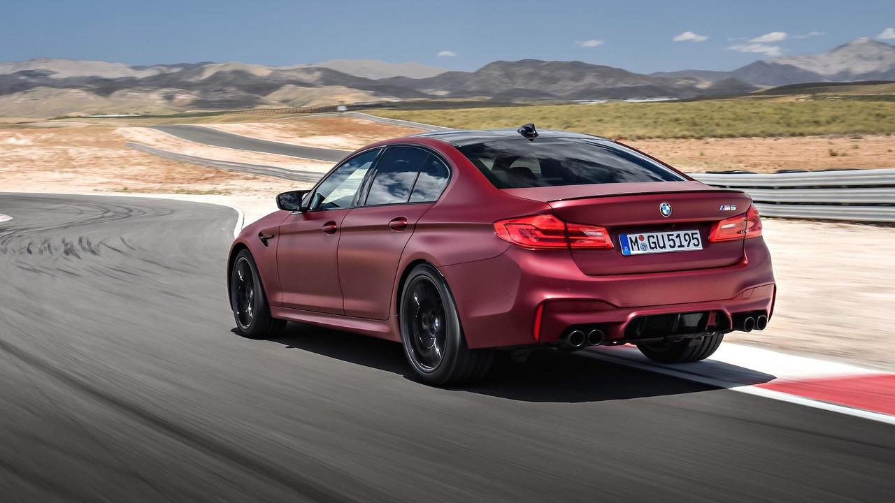BMW M5 2018: supergalería de fotos