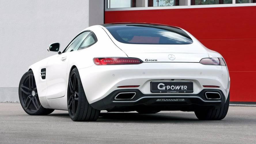 Mercedes-AMG GT S par G-Power