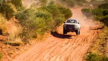 Ford Ranger Raptor teaser
