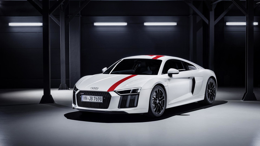 Audi To Release Limited Edition Rear-Wheel Drive R8