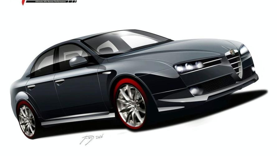 Autodelta 159 J4 2.2 Development Project