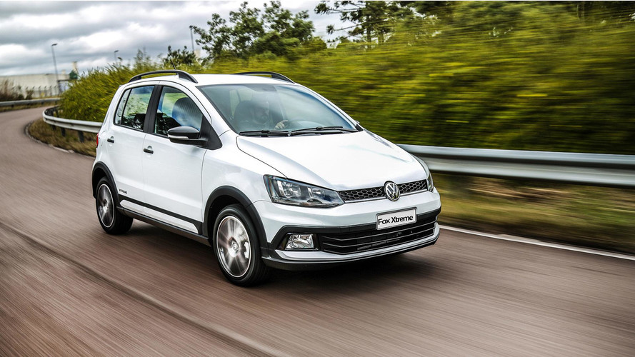 Volkswagen Fox Xtreme e Fox Connect