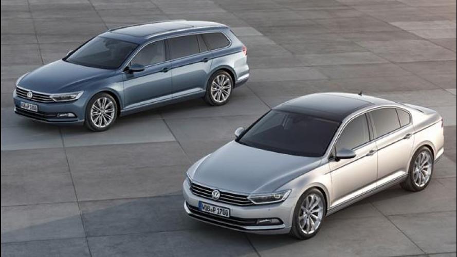 Nuova Volkswagen Passat, oltre la media
