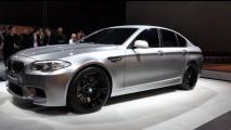BMW Concept M5: le prime foto