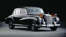 Mercedes Classe S. La storia