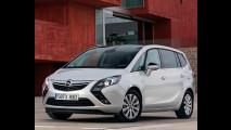 8. Opel Zafira