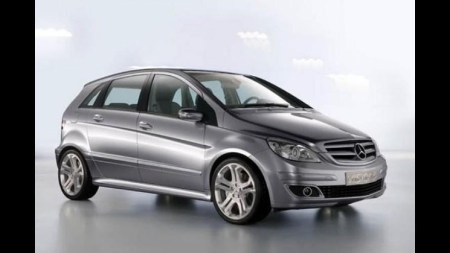 Mercedes Classe B ultrapassa 700 mil unidades vendidas