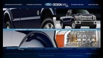 Ford Design Hall 2010: Ford coloca no ar site sobre Salão do Automóvel