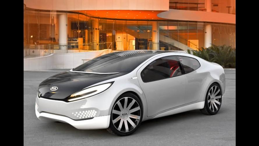 Kia divulga mais detalhes do Ray Concept: Consumo de 85 km/l e autonomia de 1.200 km