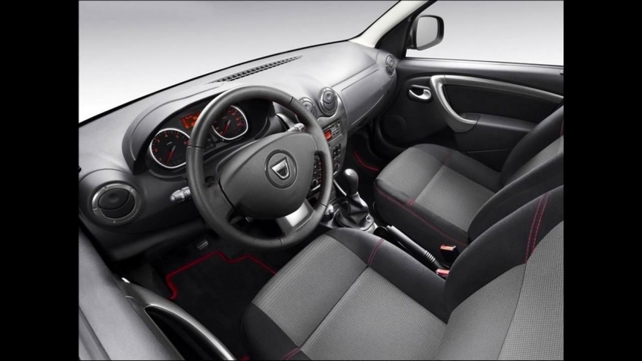 Dacia Duster é um dos carros com depreciação mais lenta no Reino Unido