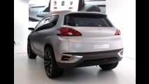 Mais fotos do Peugeot Urban Crossover Concept: Novo EcoSport deve se preocupar?