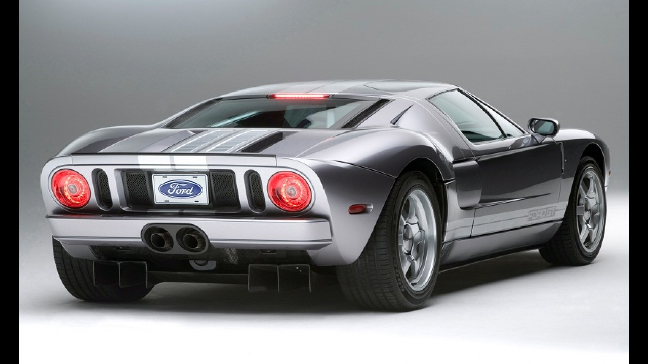 Ford lançará sucessor para o mítico GT em 2016, afirma revista