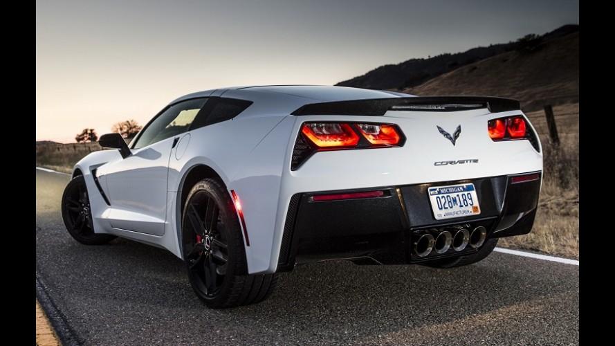 Novo Corvette pode não ser lançado na Coreia por causa do barulho